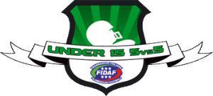 5 MEN - UNDER 15 - 2012