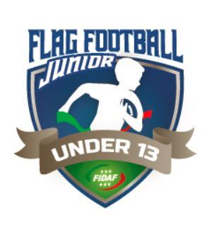 TORNEO FIDAF FLAG JUNIOR ENTRY U13