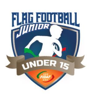 CAMPIONATO FLAG JUNIOR BASE U15