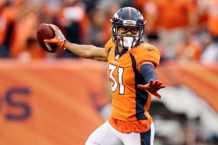 Justin Simmons, safety dei Denver Broncos