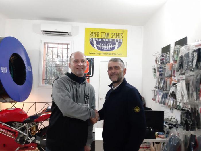 Martin Bayer e Fabio Tortosa
