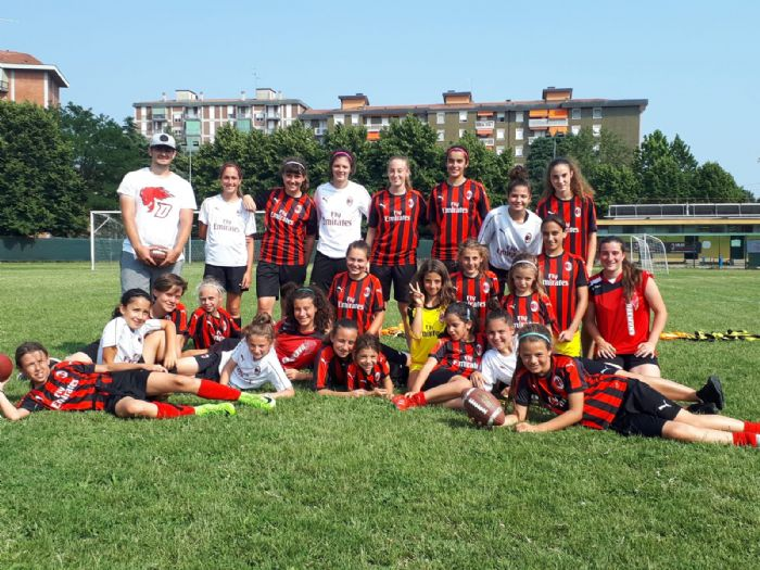 Foto Courtesy of Milan AC e Promos Milan Junior Camp