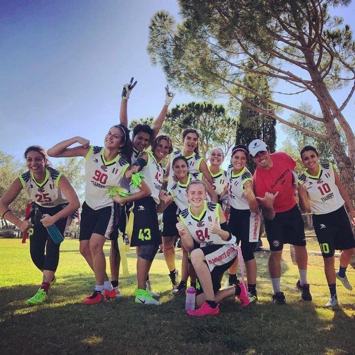 Pink Elephants Catania - Campionesse d'Italia 2017