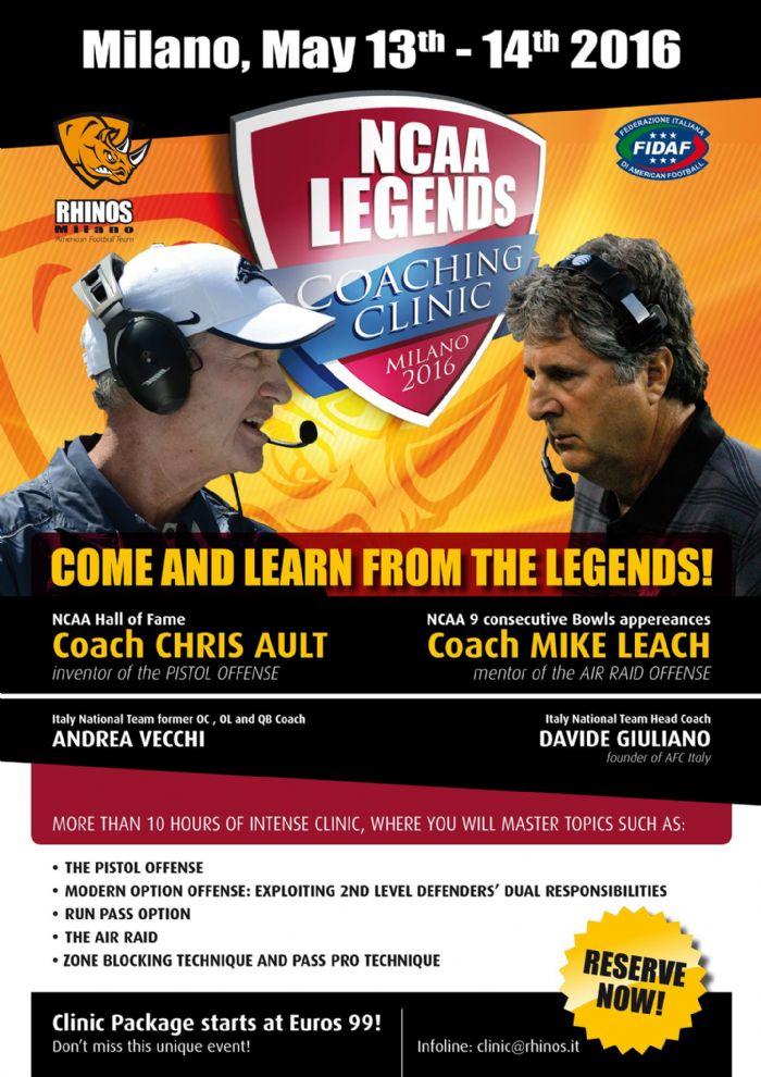 NCAA Legends