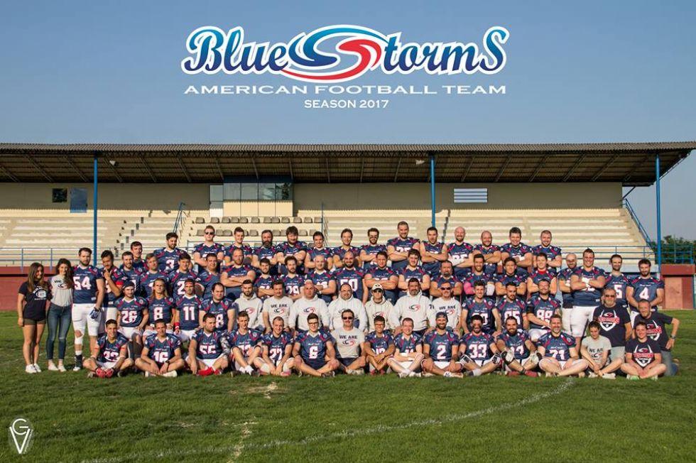 Blue Storms Busto Arsizio
