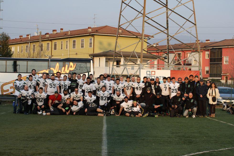 Hammers Monza Brianza