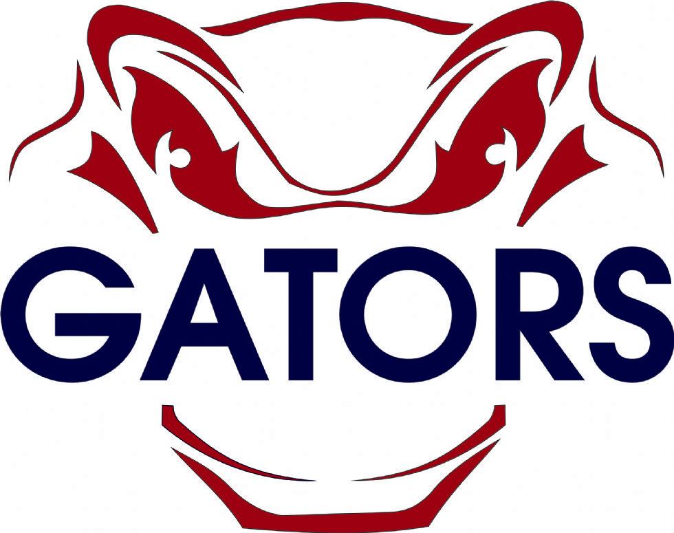 Gators Cornate