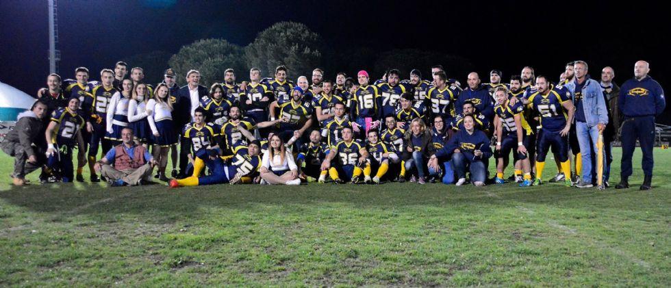 West Coast Raiders Toscana