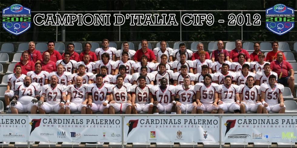 Cardinals Palermo