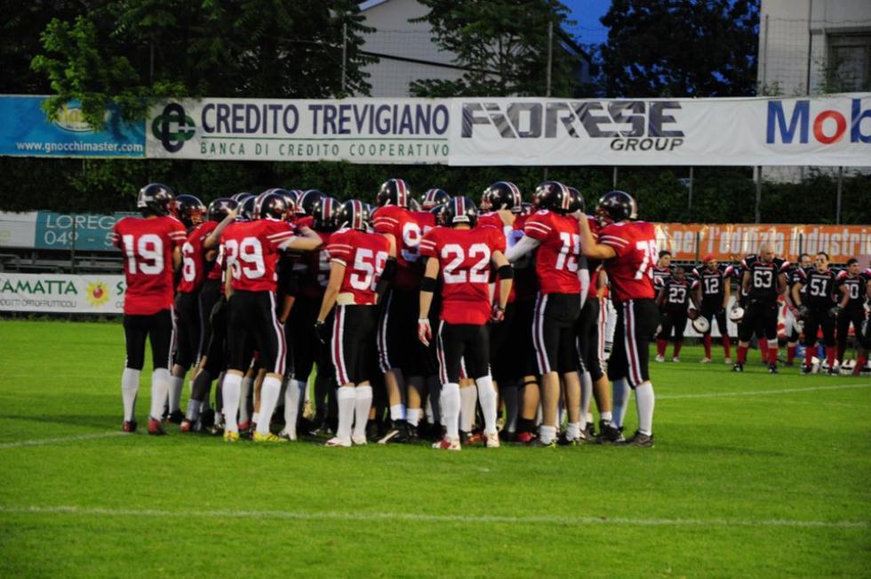Cavaliers Castelfranco