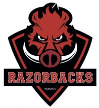 Razorbacks Piemonte